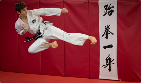 Taekwon-Do The Martial Arts Academy Tauranga