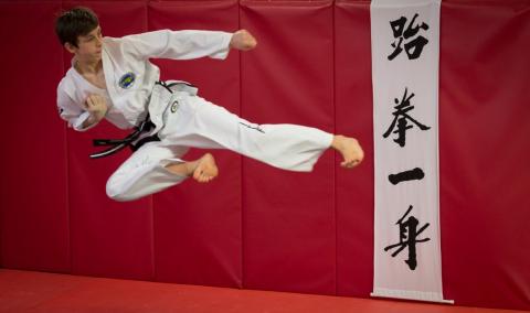 Taekwon-Do The Martial Arts Academy Tauranga