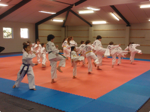 After School Martial Arts Programme
