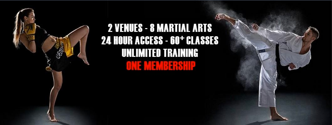 The Martial Arts Academy in Tauranga - Join Now