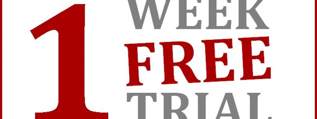 1 Week Free Trial The Martial Arts Academy