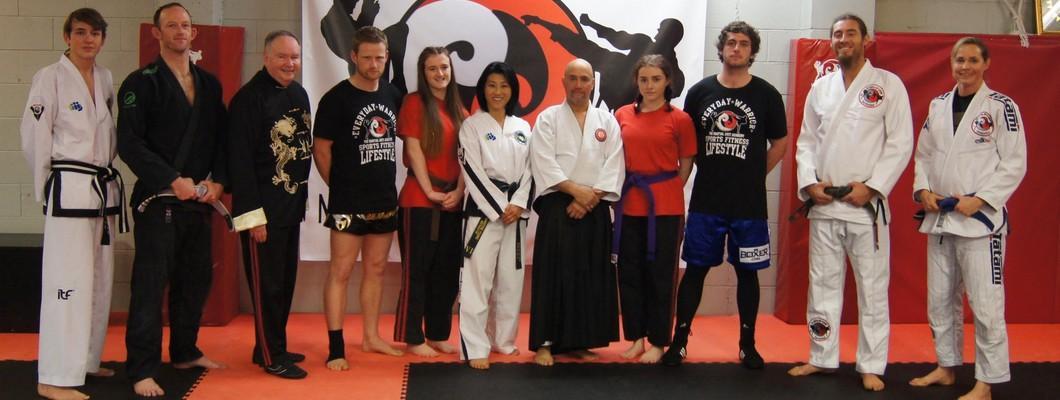 Martial arts academy tauranga