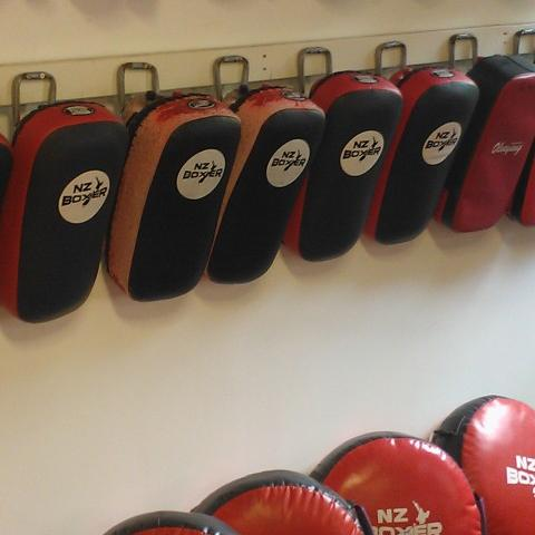Thai Pads & Focus Mits The Martial Arts Academy Tauranga