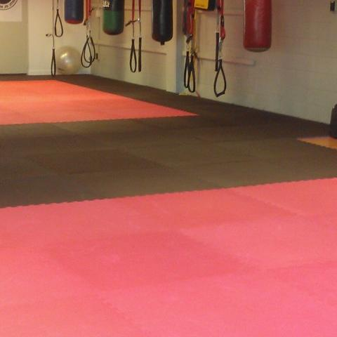 Training Area 2 The Martial Arts Academy Tauranga