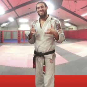Lukas Hainge Brazialian Jiu Jitsu BJJ arte sauve the martial arts academy